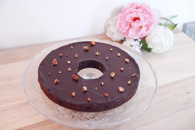 pâte sucrée cacao noisettes tarte praliné chocolat recette pâtisserie léa pâtisseries inspirées