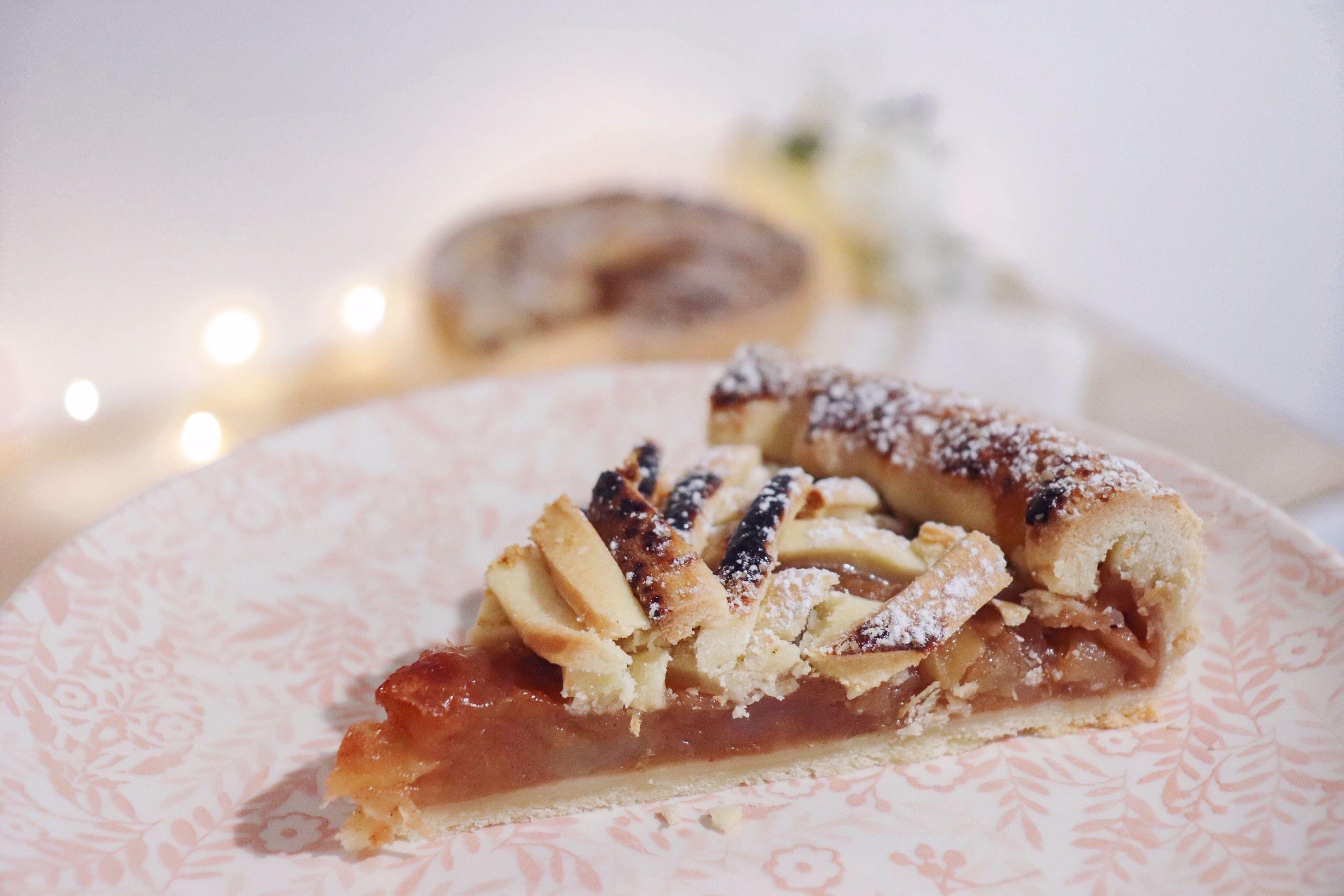 apple pie recette patisserie léa patisseries inspirées