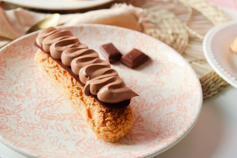 éclair au chocolat recette patisserie léa patisseries inspirées