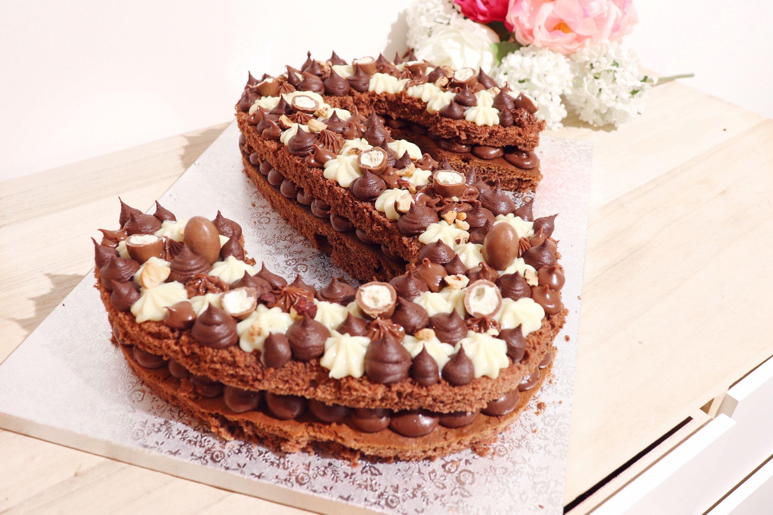 number cake 3 chocolats recette patisserie léa patisseries inspirées