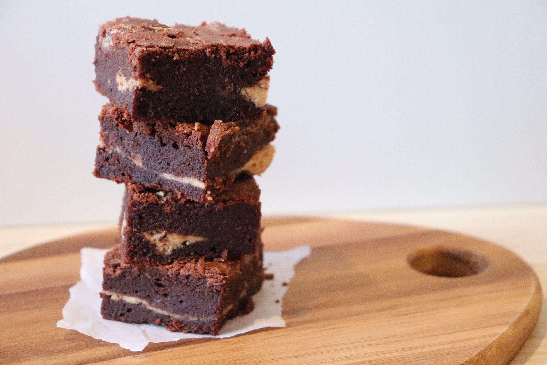 brownie cacahuetes recette patisserie léa patisseries inspirées