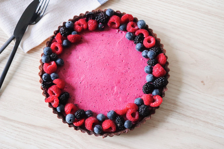 tarte aux fruits d'été recette patisserie léa patisseries inspirées