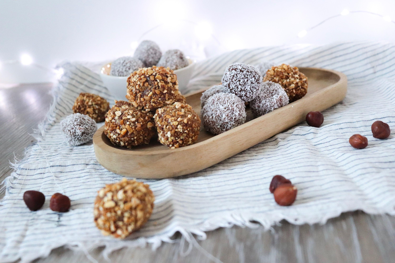 truffes chocolat au lait recette patisserie léa patisseries inspirées