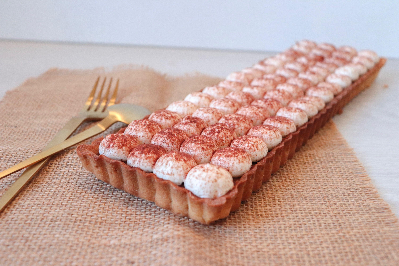 tarte tiramisu recette patisserie léa patisseries inspirées