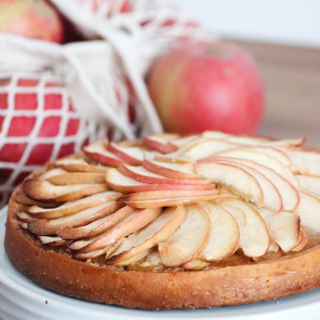 tarte aux pommes recette patisserie léa patisseries inspirées