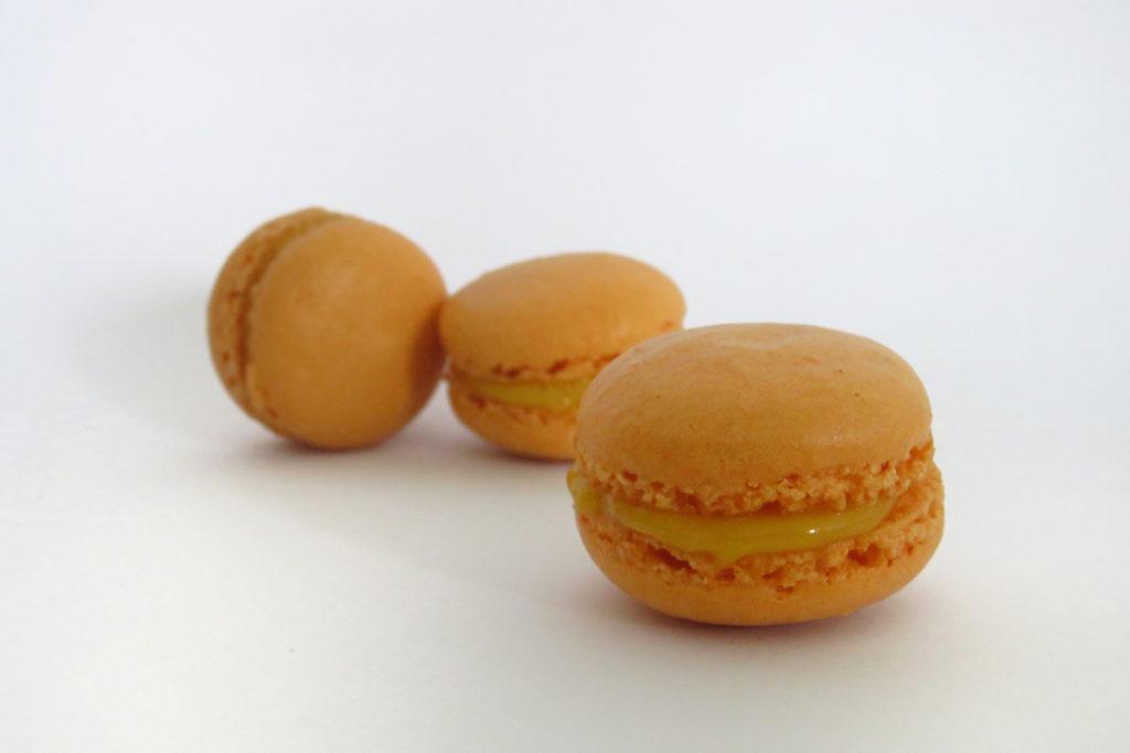 macarons mangue léa patisseries inspirées