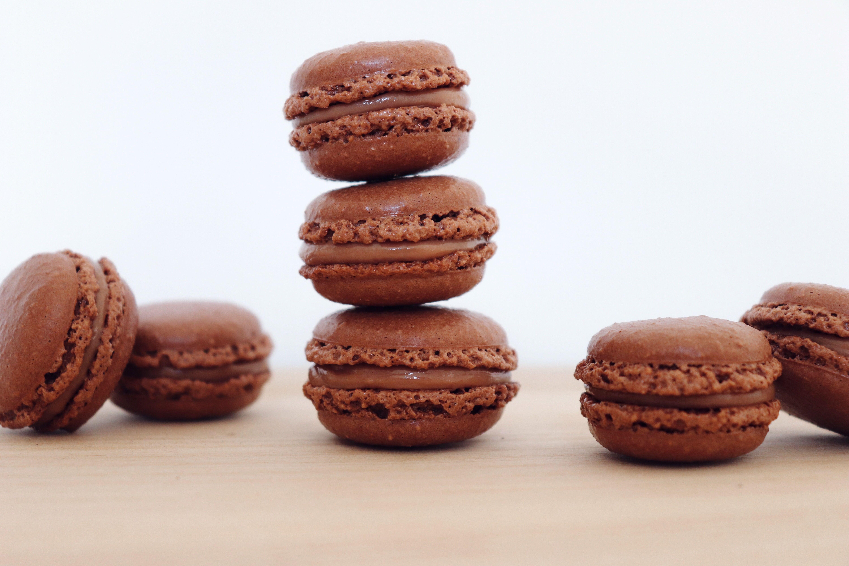 macarons kinder léa patisseries inspirées
