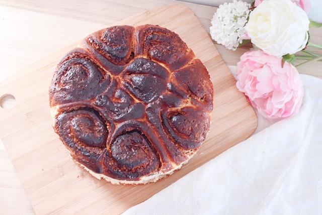 brioche roulée au praliné recette pâtisserie léa pâtisseries inspirées