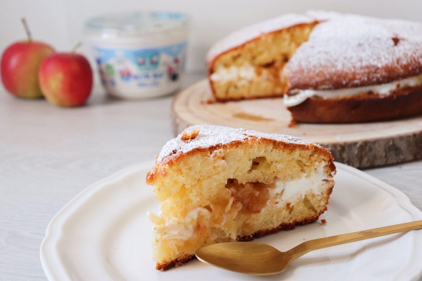 nuage normand pomme caramel recette patisserie léa patisseries inspirées