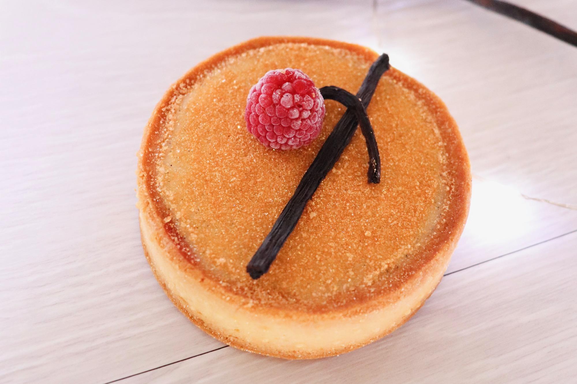 tartelettes framboises vanille recette patisserie léa patisseries inspirées