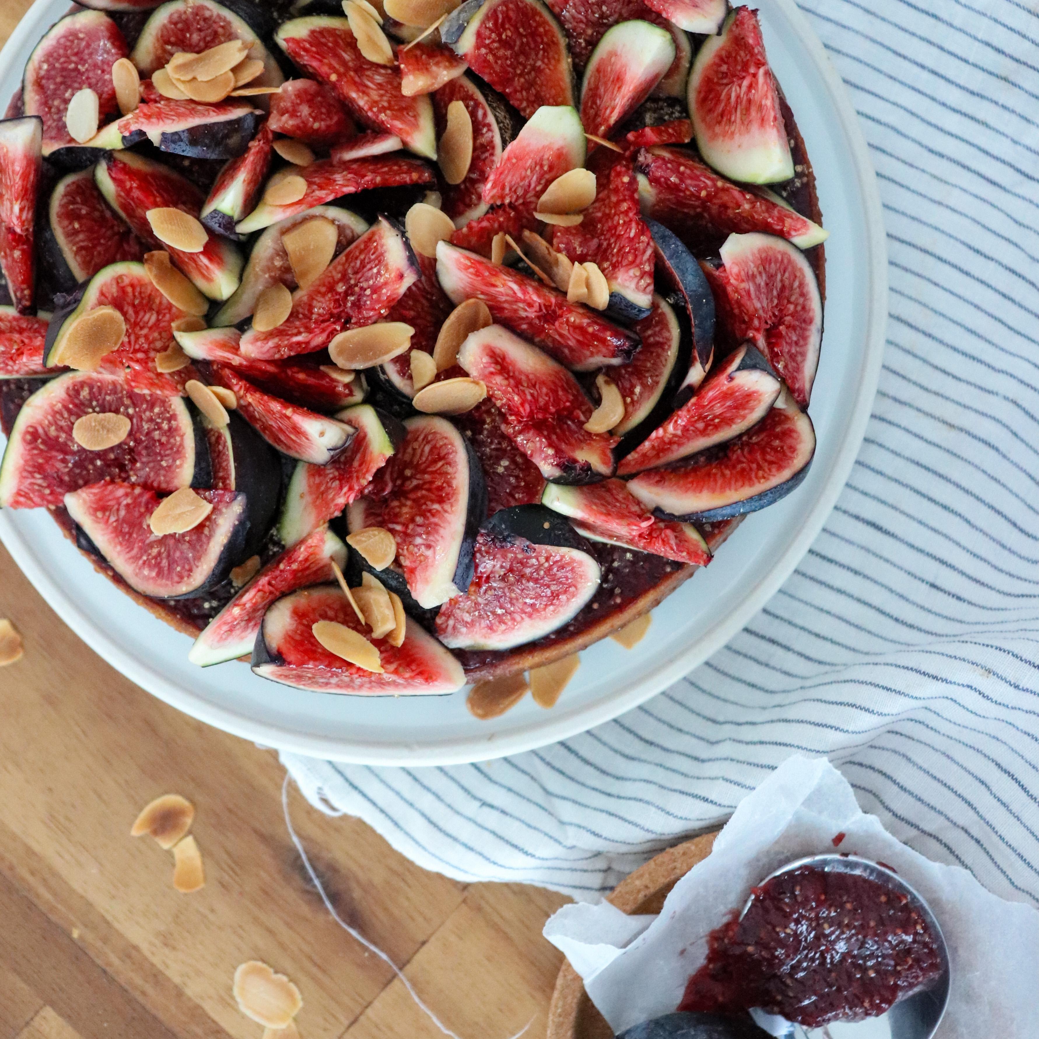 tarte aux figues recette patisserie léa patisseries inspirées